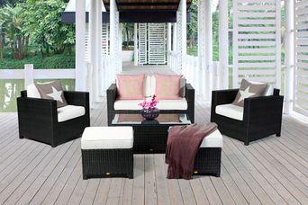 Rattanmöbel balkon  Rattanmöbel Furniture sind für Balkon, Garten oder Terrasse ...