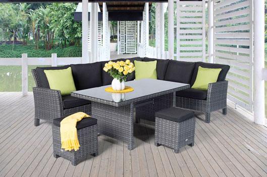 rattan tisch sets und andere rattanm bel furniture im schweizer online shop kaufen ratta. Black Bedroom Furniture Sets. Home Design Ideas